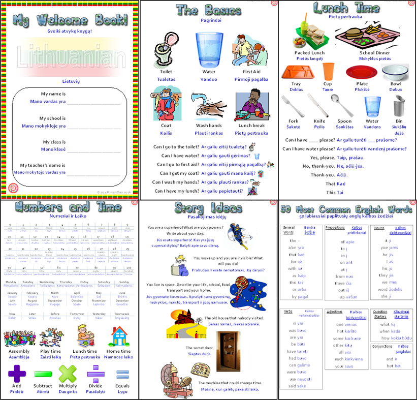 Primaryclass Resources For The Classroom